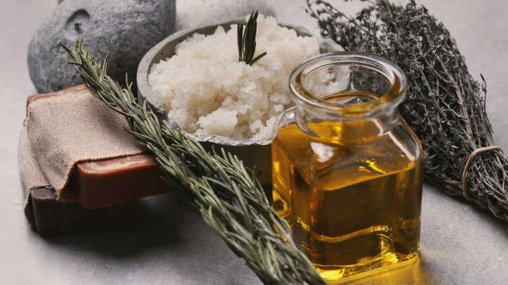 CS productions des huiles essentielles Bio, création de sa gamme